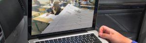 Wi-Fi kamera mini vizsga szett