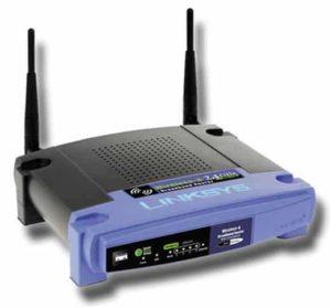 Mini rejtett kamera routerbe rejtve